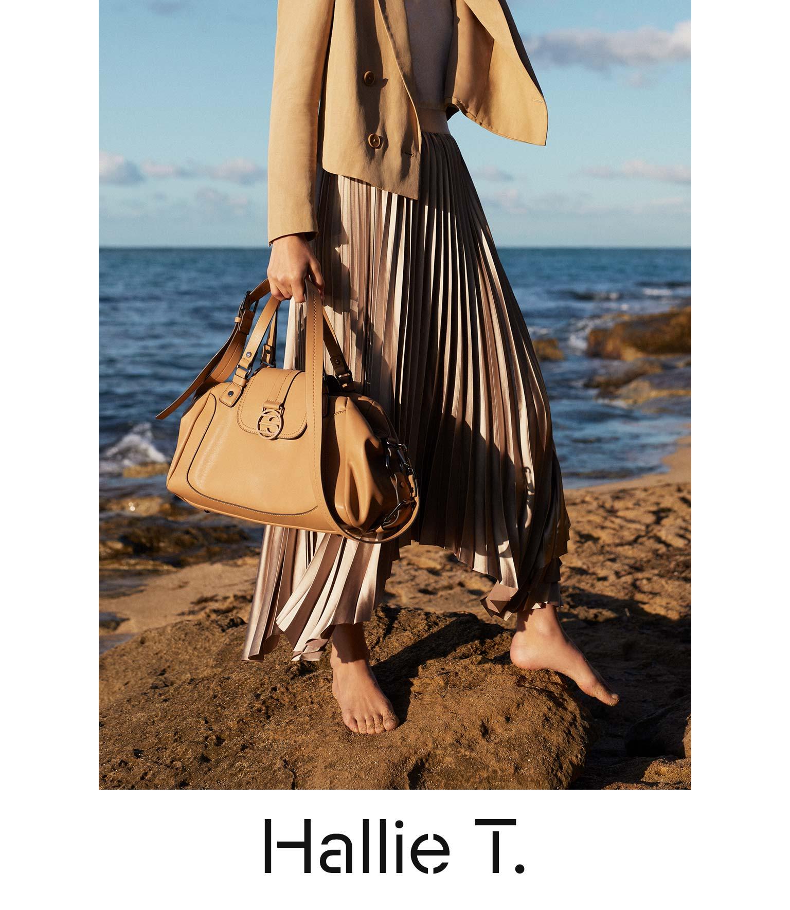 Hallie T.